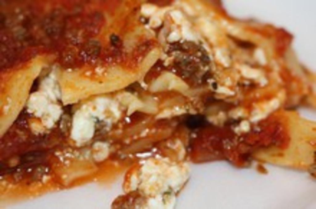 Sexy Lasagna